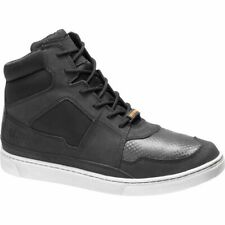 Harley Davidson Men's Eagleson Leather Riding Sneakers Trainers, D93555, UK 8