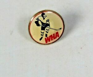Vintage WHA - World Hockey Association Lapel Pin - A1