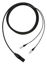 Corpse Cable GraveDigger for FOCAL UTOPIA Headphones / 4-Pin XLR / 10ft. Length