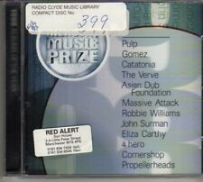 (CD240) Mercury Music Prize 1998 Albums Of The Year - 1998 CD
