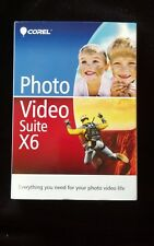 Corel Photo Video Suite X6 Creative Suite