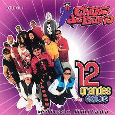 Chicos De Barrio: 12 Grandes Exitos 1 Limited Edition Audio CD