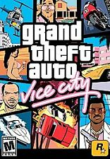 Grand Theft Auto: Vice City (PC, 2003) Discs Only