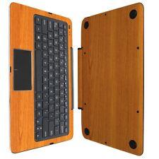 Skinomi Light Wood Tablet+Keyboard Skin For Asus Transformer Book T100 Chi