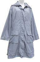 NEW - Grey Boutique Lagenlook Style Mac Coat PLUS SIZES 20 22 24