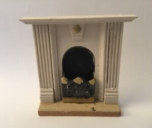 Dolls  House  Resin Fireplace