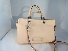 MARC BY MARC JACOBS TROPICAL PEACH TOO HOT TO HANDLE SATCHEL HANDBAG M0001345