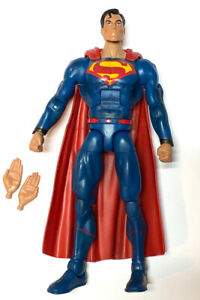 Mattel DC Multiverse 2018 Rebirth Superman Figure 6in Clayface Wave No BAF Part