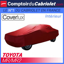Housse / Bâche protection Coverlux pour Toyota MR/MR2 en Jersey