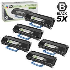 LD © Reman Lexmark E250A11A 5pk Black Lexmark E250 E350 E352 Series Printer