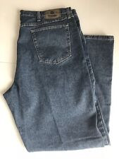 Wrangler Relaxed Fit Denim Blue Jeans Mens Sz40*32 G9761SB