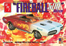 AMT 1/25 Fireball 500 Barris Kustom Show Car Plastic Model Kit (Vintage)