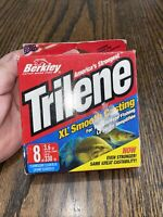Berkley Trilene XL Smooth Casting Fishing Line 8lb 330 Yd 3.6 Kg Clear Blue