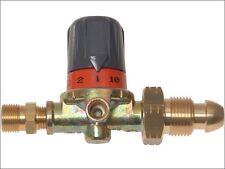Sievert - 0-4 bar Adjustable HP LPG Regulator 3/8 BSP
