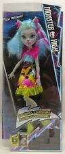 Monster High Electrified Hair-Raising Ghouls Silvi Timberwolf Doll