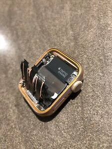 Apple Watch Series 5 40 mm Gold AL case  GPS for parts only