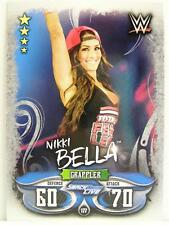 Slam Attax - #177 Nikki Bella - Live 2018