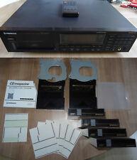 Pioneer PD-M630, Fernbedienung, 6-fach CD-Wechsler, 6 Magazine, funktionsfähig