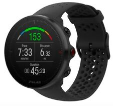 POLAR Vantage M GPS Running HRM HEART RATE MONITOR WATCH Men/Ladies BLACK M/L