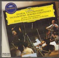 dvorak cellokonzert /tschaikowsky - rokoko variationen