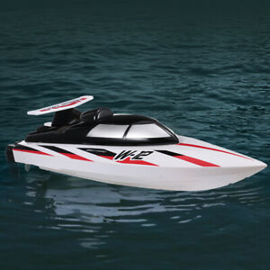 WLtoys WL912-A RC Boat 2.4G 35KM/H High Speed RC Boat Capsize S0U1