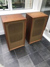 B&W DM3 Bowers and Wilkins Floor Standing Speakers Audiophile England made