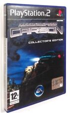 Need For Speed Carbon Collector's Edition - PS2 - Playstation 2