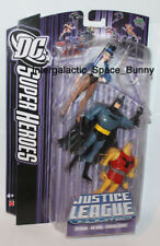 Mattel DC Universe Justice League Unlimited Batman Zatanna Shining Knight JLU