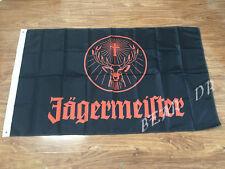 Jagermeister Banner Flag 3x5 Feet Bar Pub Mancave