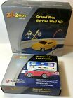 Zip Zaps Grand Prix Barrier Wall Kit & Speed & Lap Counter Radio Shack RC NEW
