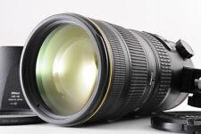 【Near Mint】NIKON AF-S NIKKOR 70-200mm F/2.8 G II VR ED IF FX Zoom AF Lens JAPAN