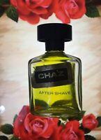 Vintage CHAZ Revlon After Shave 44 ml left splash men