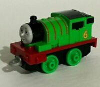 Thomas The Train PERCY Diecast Metal Tank Engine Learning Curve 2012 With Hooks