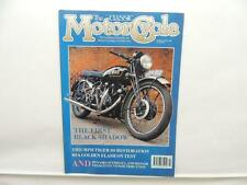 March 1990 THE CLASSIC MOTORCYCLE Magazine Triumph Tiger BSA Golden Flash L9710