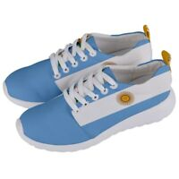 ARGENTINA Argentinean Argentine National Country Flag Running Sneaker Shoes ARS