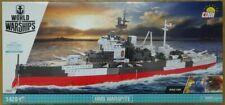 Cobi Set 3082, HMS Warspite, neu und ungeöffnet