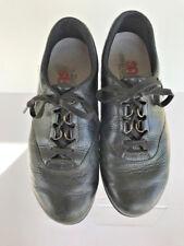 SAS 8.5 W Wide Black Laced Orthopedic Comfort Shoe USA Tripad Insoles