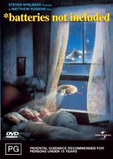 Batteries Not Included (DVD, 2002) PAL Region 2-4 🇦🇺 Brand New Sealed