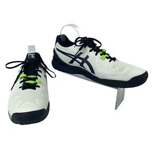 Asics Tennis Shoes Men's Size 10 Wide Foot Gel Resolution 8 Athletic Flexion Fit