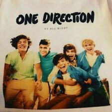 One Direction Up All Night Tour Gildan 100% Cotton T Shirt MEN S-3XL