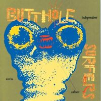 BUTTHOLE SURFERS - INDEPENDENT WORM SALOON CD ~ 90's INDIE ALT ROCK *NEW*
