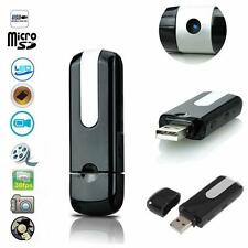 Hot Mini Spy Hidden DV DVR U8 USB Disk HD Camera Cam Motion Detector 720x480 BH