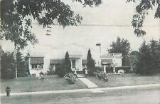 The Camelot Tourist Home, Route 11, 922 Mill St, Watertown, New York NY 1949