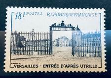 France - Grille du Château de Versailles ** MNH 1954 - N°988