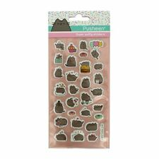 Official Pusheen Super Puffy Stickers Set - Cute Stationery