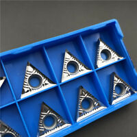 for Aluminum TCGT16T302-AK H01 TCGT32.50.5 Carbide inserts Cutter blade TCMT16T3