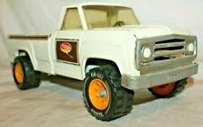 RARE Vtg Tonka Toys 1972 DODGE PICK UP TRUCK for 5TH WHEEL TRAILER Set~VG Cond