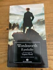 Il Preludio - Wordsworth William - Oscar Mondadori 2015