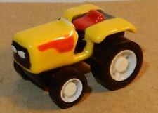 PETIT TRACTEUR AGRICOLE CASE POUR JARDIN FEVE PORCELAINE 3D 1/160