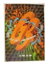 G3 Poster Three Steve Vai Joe Satriani Eric Johnson
